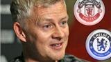 MU: Solskjaer lên tiếng khả năng Van de Beek và Cavani đá trận Chelsea