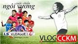 Nóng bỏng cuộc chiến ngôi Vương. Sài Gòn FC, Viettel hay CLB TPHCM lật đổ được Hà Nội?