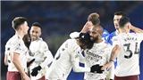 Brighton 0-1 Arsenal: Lacazette mất 21 giây để sắm vai người hùng