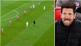 Atletico Madrid đá đội hình '6-3-1' vẫn thua Chelsea