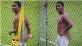 Thoát y ăn mừng khiêu khích, cầu thủ Brazil lĩnh án phạt cực nặng