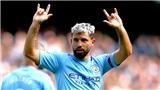 Aguero ở lại Ngoại hạng Anh, sẽ đến Chelsea?