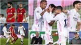 Real Madrid 3-1 Liverpool: Vinicius lập cú đúp, Real thắng thuyết phục