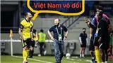 Fan Việt chế ảnh cầu thủ nhập tịch Malaysia ăn mừng thái quá khi ghi bàn