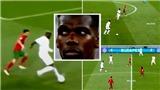 Fan ngả mũ trước màn trình diễn đỉnh cao của Pogba trước Bồ Đào Nha