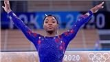 Simone Biles trở lại tranh tài ở Olympic Tokyo