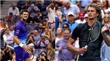 Bán kết US Open: Liệu Alexander Zverev có thể cản đường Novak Djokovic?