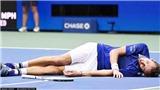 Medvedev lý giải màn ăn mừng gây sốc khi hạ Djokovic