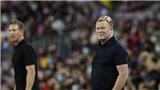 Ronald Koeman kêu gọi Barca kiên nhẫn sau trận thua Bayern Munich