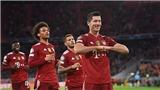 Bayern Munich đại thắng '5 sao' ở Champions League