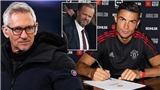 Bóng đá hôm nay 6/10: Tiết lộ mới vụ Ronaldo trở lại MU. Mbappe thừa nhận lăng mạ Neymar