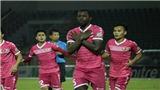 VIDEO: Bàn thắng và highlights Sài Gòn FC 2 -2 Sông Lam Nghệ An, V League 2019 vòng 12
