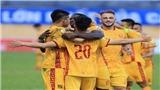 VIDEO: Bàn thắng và highlights Bình Dương 1-1 Nam Định, V League 2019 vòng 14