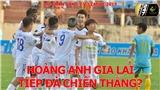 Dự đoán kết quả vòng 2 V-League 2019:  Hoàng Anh Gia Lai tiếp đà chiến thắng?