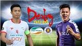 Nhận định và dự đoán V-League 2019 vòng 3: Rực lửa derby Thủ đô Viettel vs Hà Nội FC!