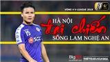 V League 2019 vòng 4: Hà Nội FC đại chiến SLNA, HAGL làm khách ở Hải Phòng