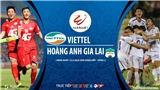 Soi kèo nhà cái HAGL đấu với Viettel. VTV6 trực tiếp bóng đá Việt Nam hôm nay