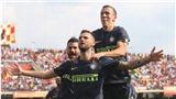 Video clip highlights bàn thắng trận Benevento 1-2 Inter Milan