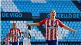 Video clip highlights bàn thắng trận Celta Vigo 0-1 Atletico Madrid