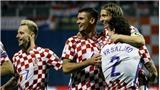 Video clip highlights bàn thắng trận Croatia 4-1 Hy Lạp