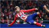 Video clip highlights bàn thắng trận Atletico Madrid 2-0 AS Roma