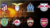 Kết quả bốc thăm Tứ kết Europa League: Arsenal gặp CSKA Moskva, Atletico đụng Sporting