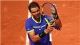 TENNIS 24/5: Zverev vượt mặt Nadal, Federer. Chuyên gia không tin Nadal vô địch Roland Garros