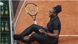 Serena Williams gây sốt với trang phục bó sát như phim 'Báo đen' ở Roland Garros