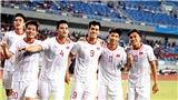 Bóng đá Việt Nam ngày 13/10: U22 Việt Nam đấu với U22 UAE, mở bán vé trận Việt Nam vs Thái Lan