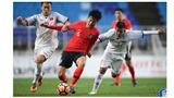 KẾT QUẢ BÓNG ĐÁ: U19 Việt Nam thua sát nút U19 Hàn Quốc