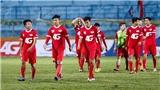 'Sao' U20 Việt Nam ghi bàn, Viettel vẫn chia điểm Đắk Lắk