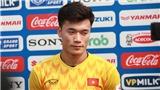 Tiến Dũng 'sốt ruột' chờ suất bắt chính ở U23 Việt Nam