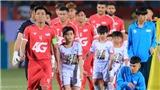 TRỰC TIẾP Sài Gòn 1-4 Hà Nội, Viettel 2-0 Khánh Hòa: Quang Hải 'giải khát' bàn thắng (KT)
