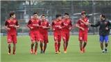 U23 Việt Nam nhận tin không vui trước thềm vòng loại U23 châu Á
