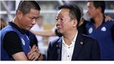 HLV Chu Đình Nghiêm chia sẻ điều khó nói với Hà Nội FC