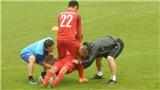 Thầy Park 'vỗ mông, sờ đùi' học trò U23 Việt Nam