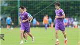 Bóng đá Việt Nam hôm nay: Văn Toàn và Tiến Linh báo tin vui cho HLV Park Hang Seo