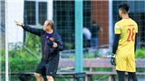Bóng đá Việt Nam hôm nay: HLV Park Hang Seo tiết lộ môn thể thao yêu thích