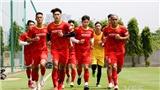 Bóng đá Việt Nam hôm nay: U22 Việt Nam nhồi thể lực. Hà Nội thuê chuyên gia Hàn Quốc