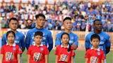 Cầu thủ Than Quảng Ninh bị tố đập phá phòng thay đồ của Hải Phòng?
