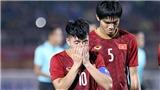 Thua Campuchia 1-2, U18 Việt Nam dừng bước ở vòng bảng giải Đông Nam Á