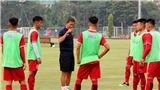 Tuyển thủ U23 Việt Nam sẵn sàng chơi cho Thể Công, U19 Việt Nam thiếu hụt lực lượng