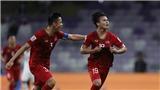 Quang Hải sẽ xuất sắc nhất châu Á, Công Phượng dẫn đầu giải bàn thắng đẹp nhất vòng 1/8