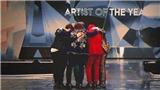 BTS khóc nức nở kể chuyện định giải tán nhóm hồi đầu năm nay