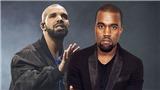 Lý do sâu xa sau chuyện Kanye West viết một lèo 100 bài chửi Drake trên Twitter