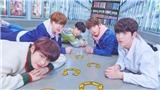 Đàn em BTS TXT đã bán trước được hơn 100 ngàn album ra mắt chỉ trong ba ngày
