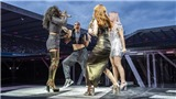 Spice Girls kết chúc chuyến lưu diễn tái hợp, Geri xin lỗi, Emma khóc