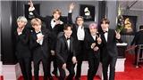 Cư dân mạng lại dậy sóng chuyện BTS đi 'thi' Grammy