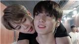 Xúc động trước quà sinh nhật Jimin BTS bất ngờ tặng Jungkook