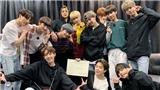 Hài hước khi BTS hóa 'team qua đường' của TXT